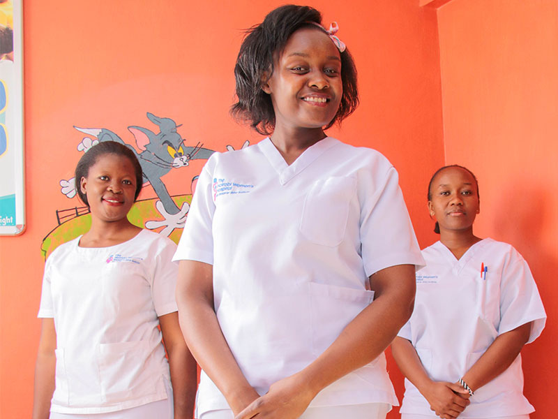 The Nairobi Women's Hospital - With Passion We Deliver Healthcare