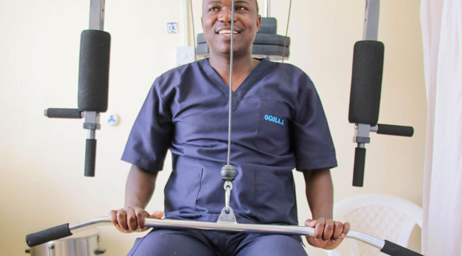 NWCH Specialised Clinics & Services - Physiotherapy