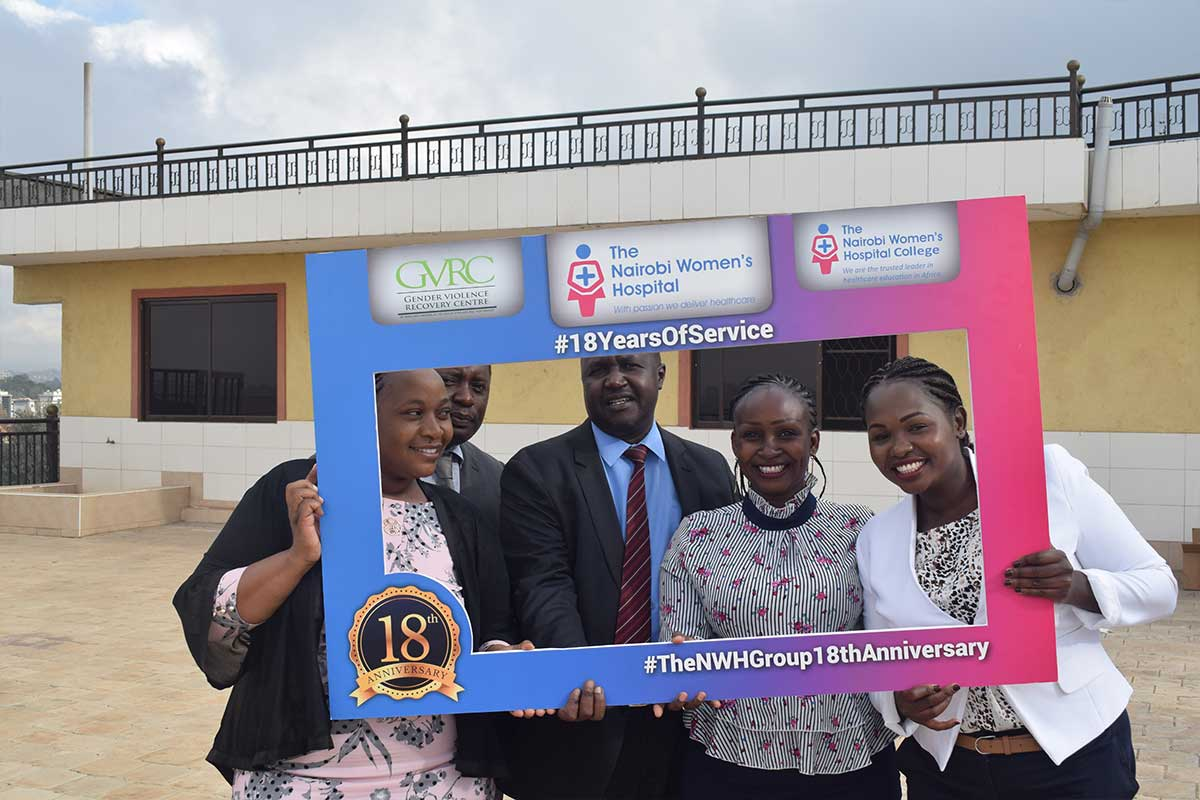 The Nairobi Women's Hospital Group Celebrates 18 years of Service