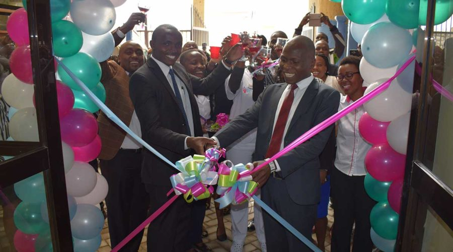 Nairobi Women's Hospital CEO officially opens the Naivasha branch
